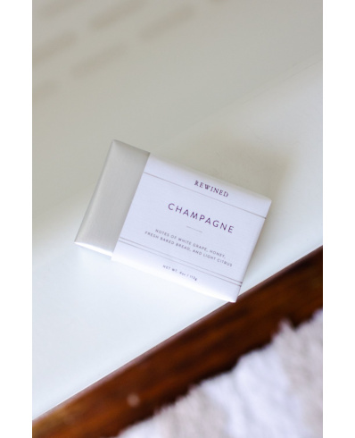 Mýdlo Champagne