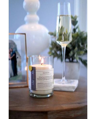 Blanc Prosecco svíčka